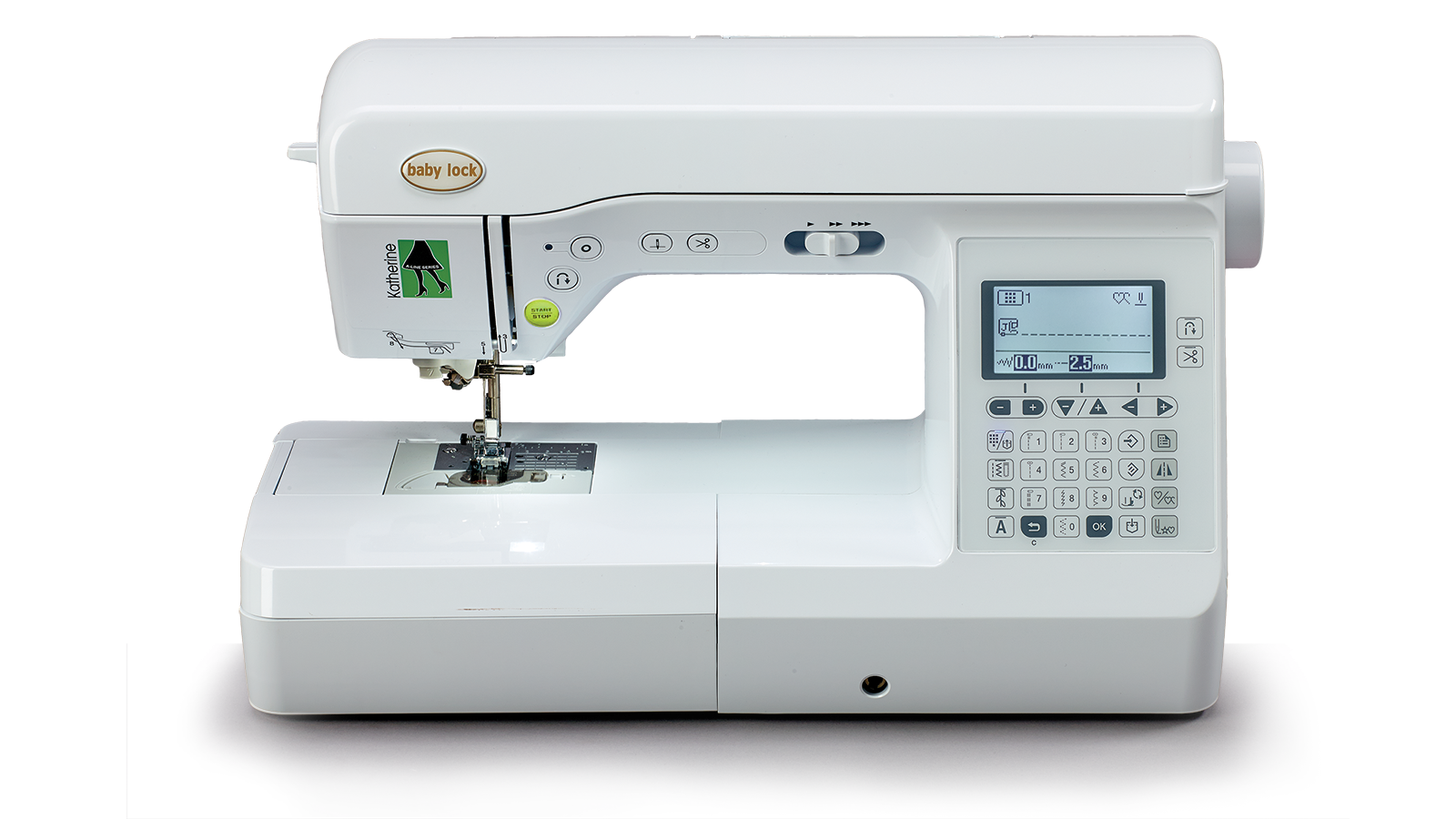 Baby Lock Verve Sewing and Embroidery Machine TI