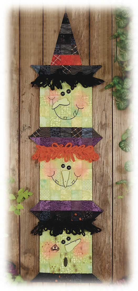Spool Witches Pattern