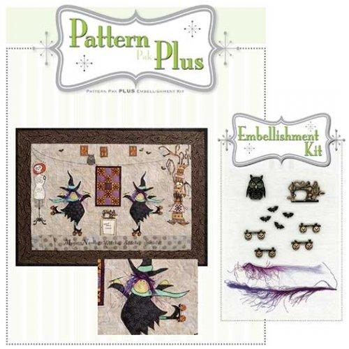Magic Needles Pattern Pak Plus Embellishment Kit