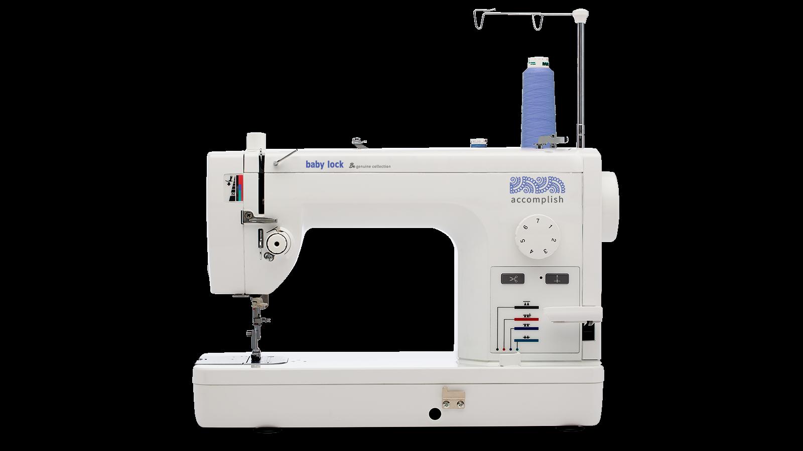 Baby Lock Accomplish Sewing Machine - FM