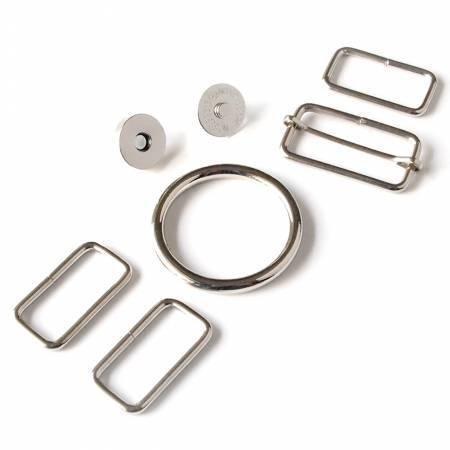 Selena Nickel Hardware Kit