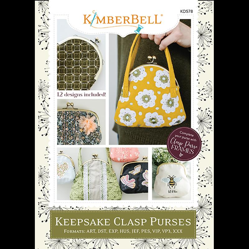 Keepsake Clasp Purses