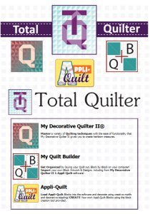 Floriani Total Quilter (Full version)