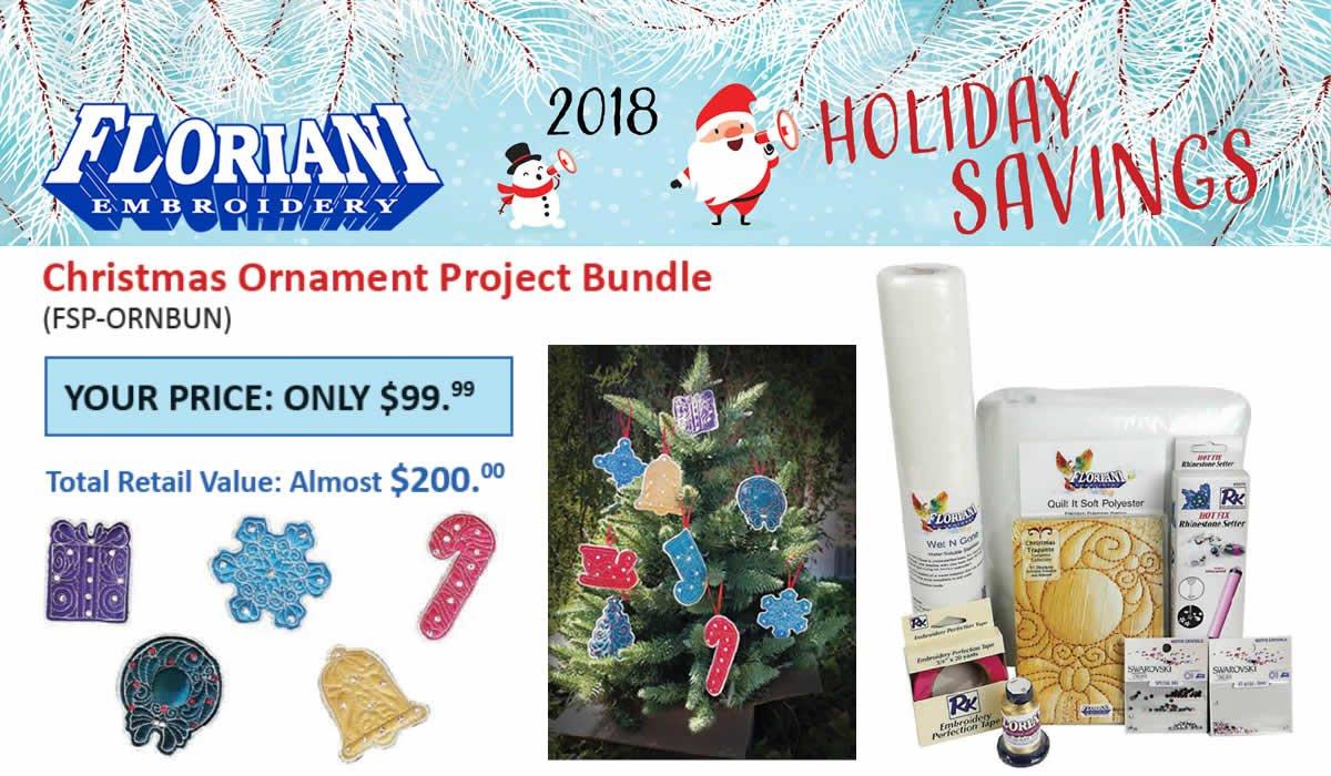 FL Ornament Project Bundle
