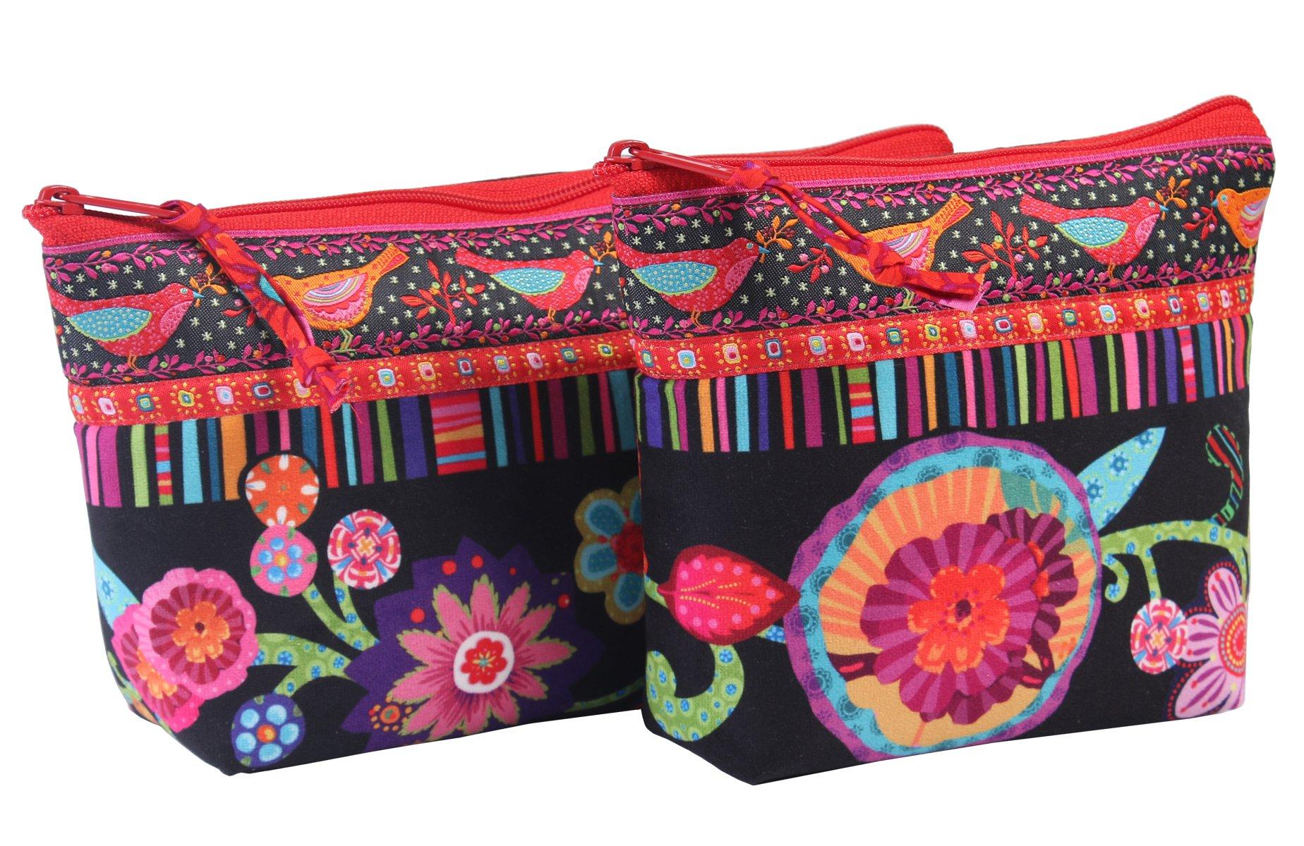 Renaissance Ribbon Bags Pattern