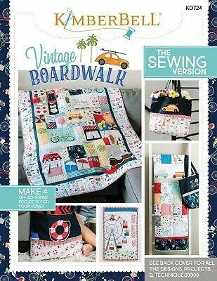 Vintage Boardwalk - Sewing Version