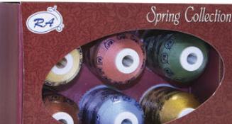 Inspira Rayon Thread 12 mini specialty threads