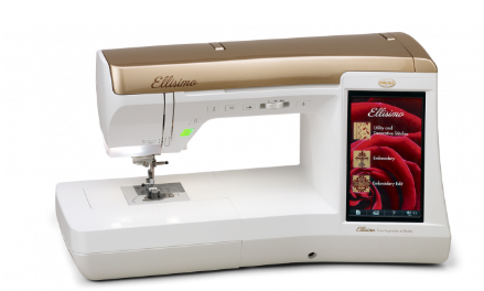 Babylock Ellisimo Sewing and Embroidery Machine TI