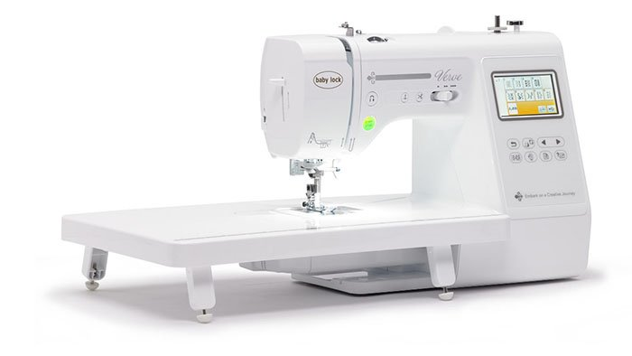 Verve Sewing and embroidery machine