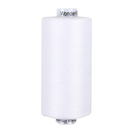 Spagetti 12 wt cotton thread SP100 white
