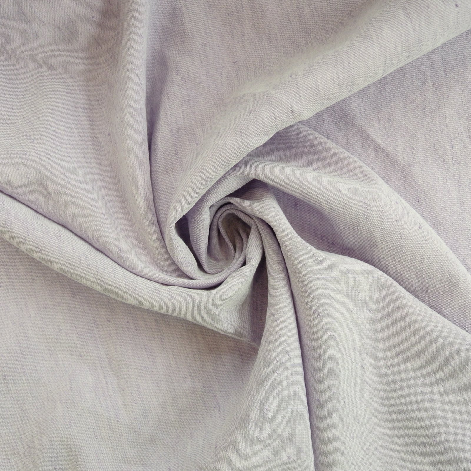 Linen Blend lilac Italy