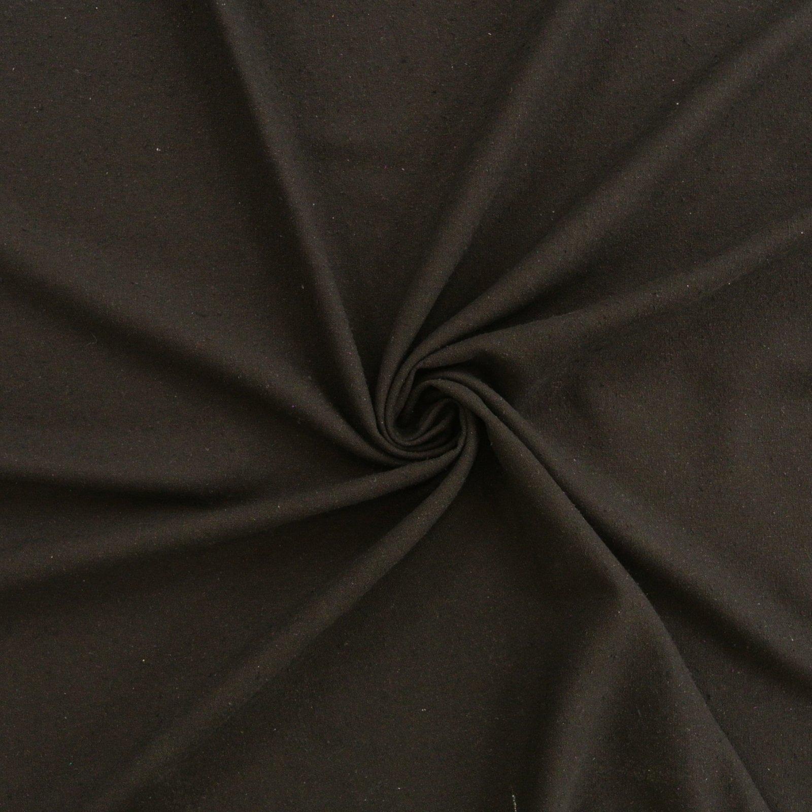 Silk Noil black