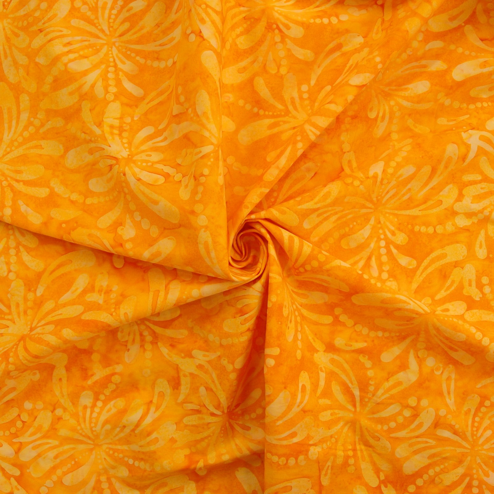 Batik Fireworks yellow