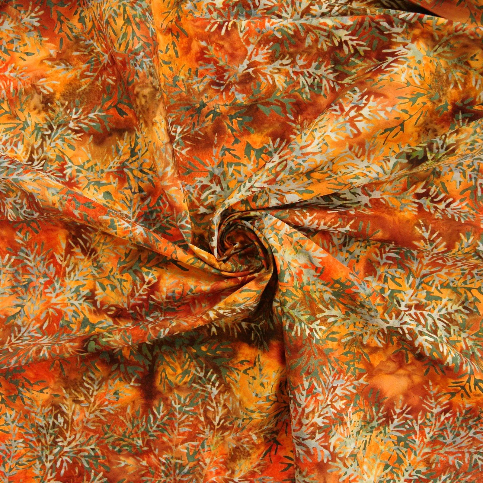 Artisan Batik Forest Trails Autumn
