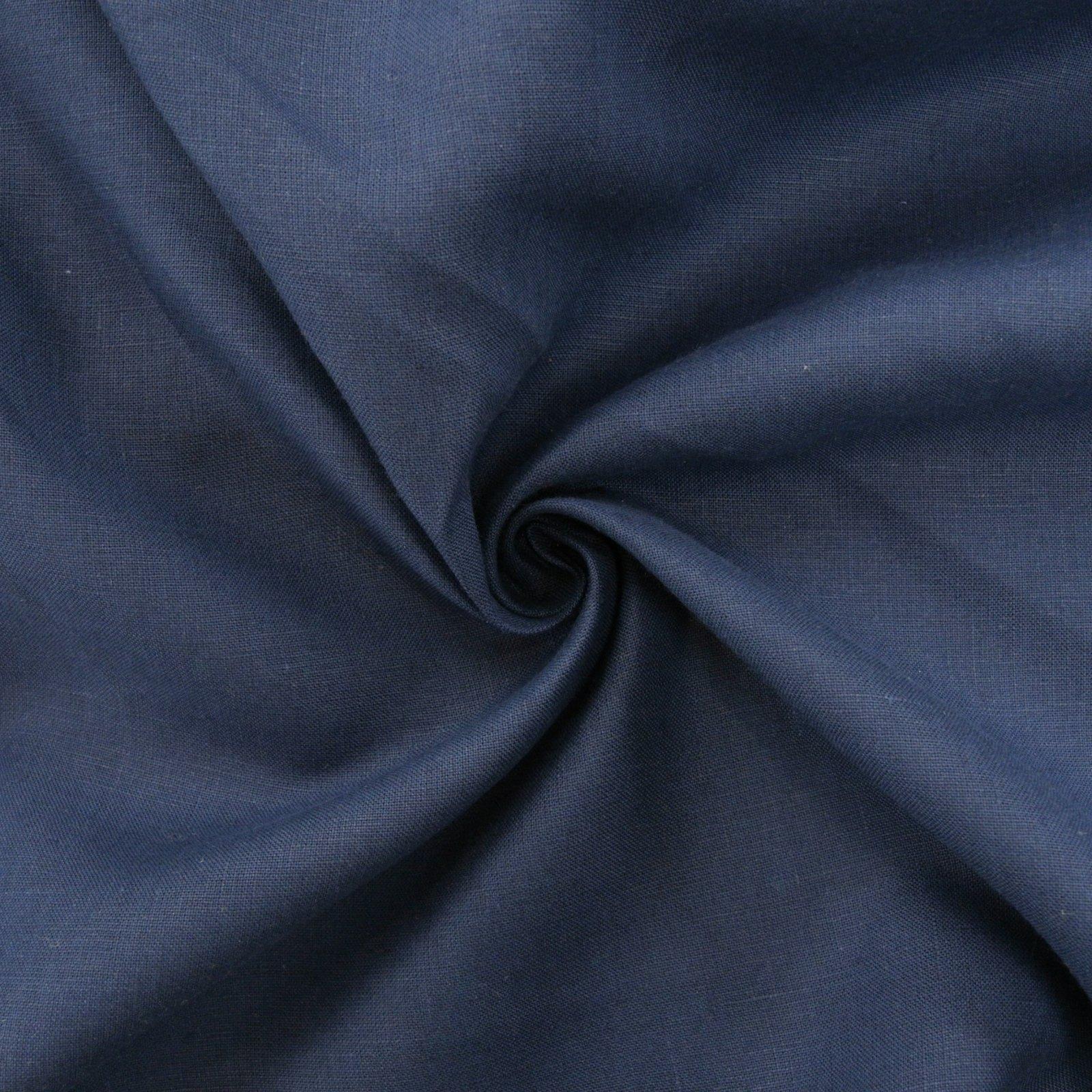 Formenti Linen Mid Wt new indigo