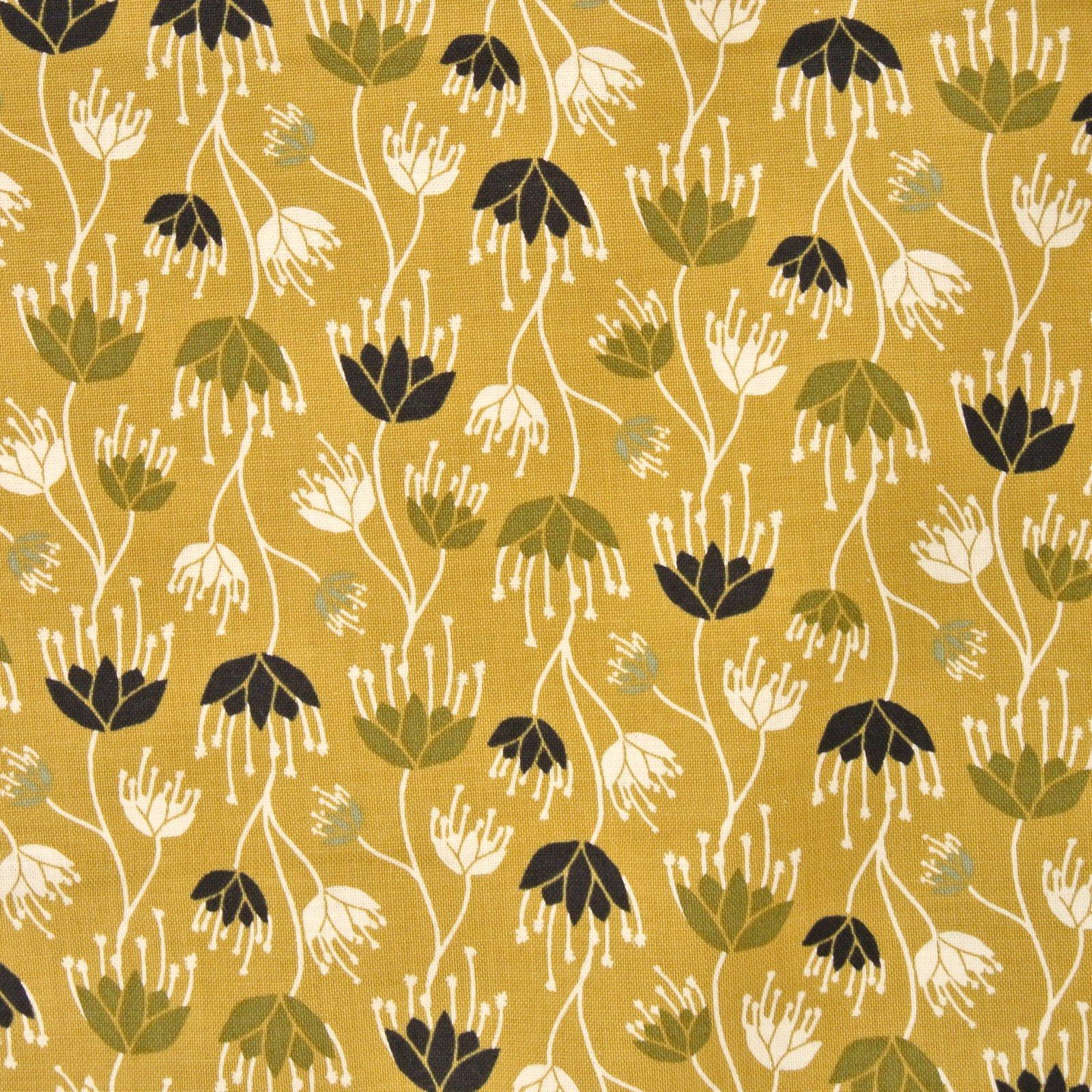 Camp Creek Riverbank Golden Hour Fabric