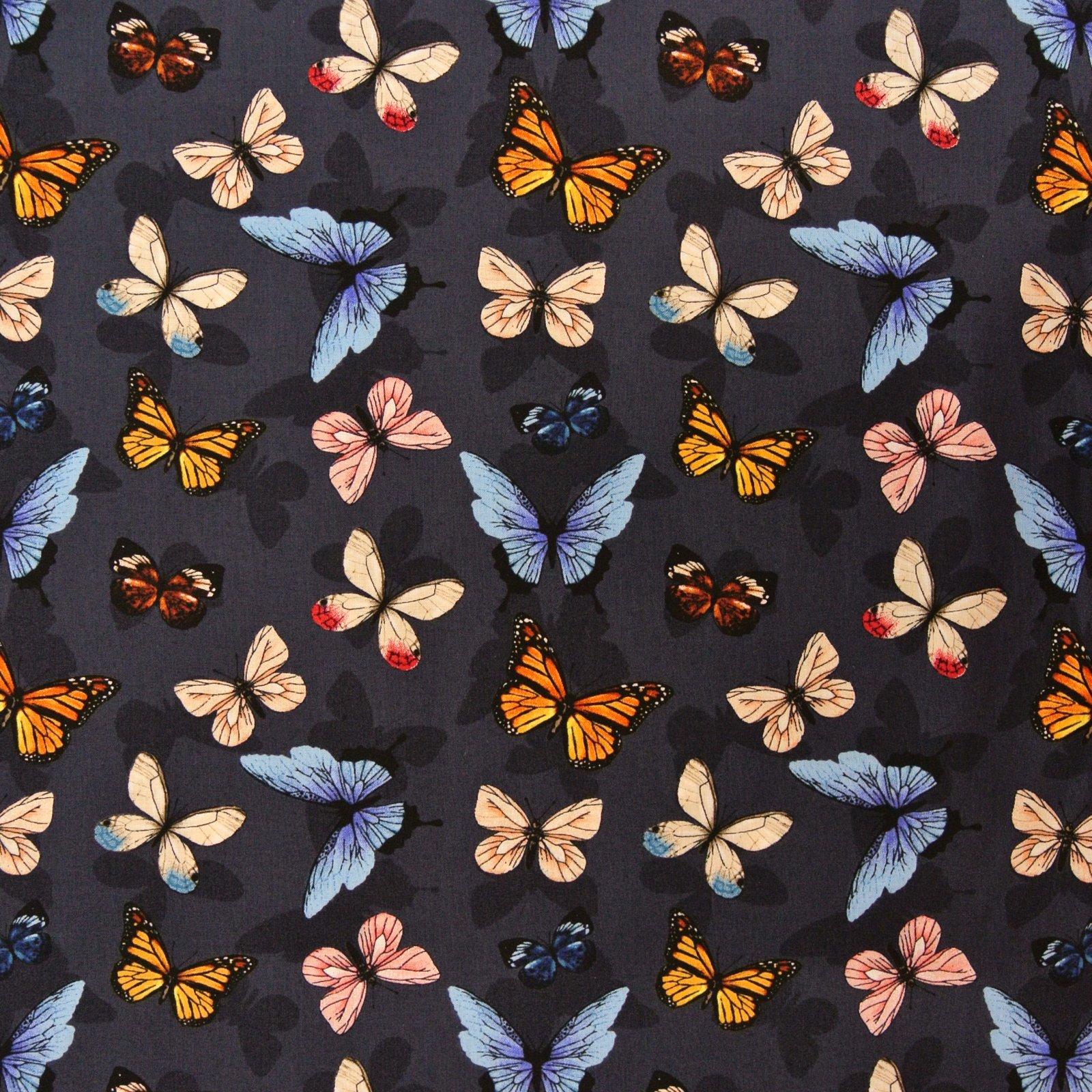 Canto Butterflies dk gray