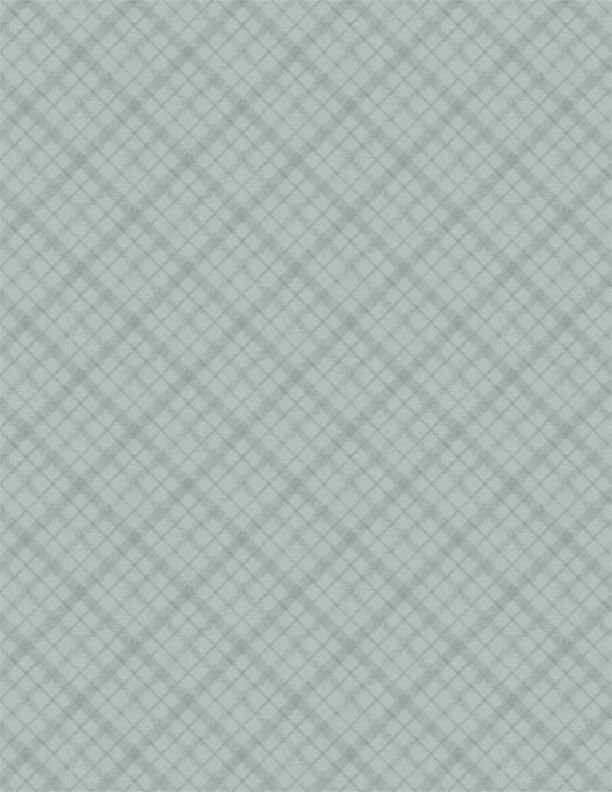 A Country Weekend - Plaid Gray Green - 89495 - 777