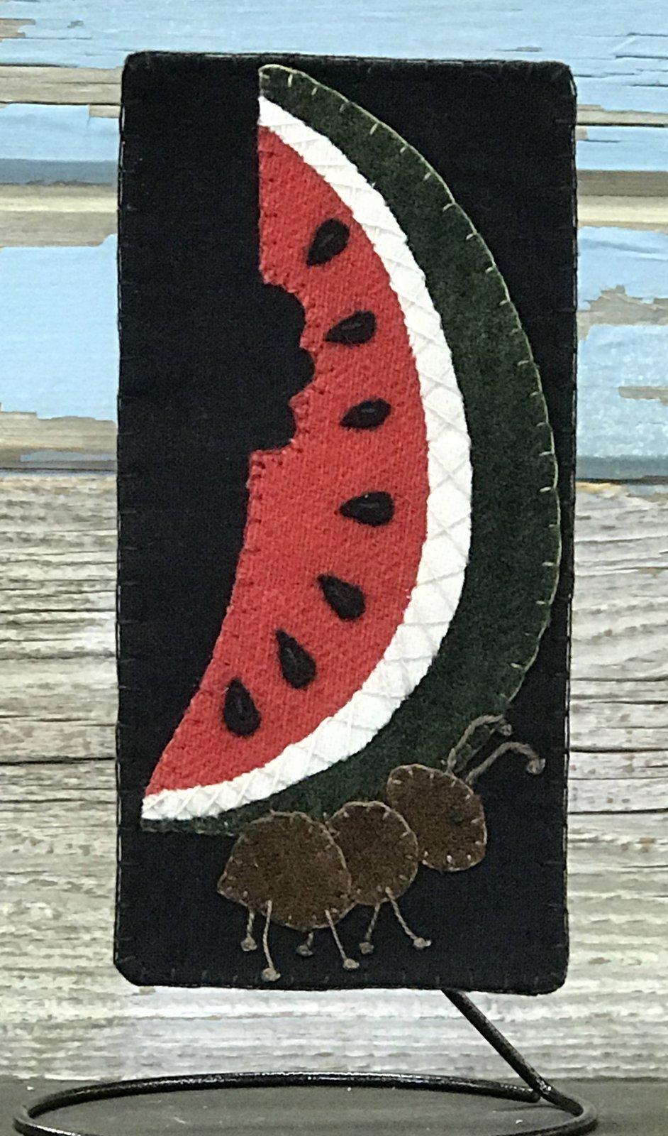 Skinnies Watermelon Wool Kit - FPQ 1706