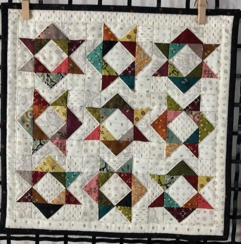 In and Out Quilt Kit