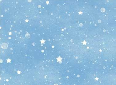 Tis The Season - Snow Sky Blue