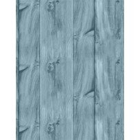 A Day At The Lake - 59109 - 441 - Wood Texture Light Blue
