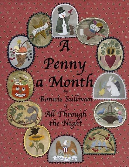 A Penny a Month by Bonnie Sullivan