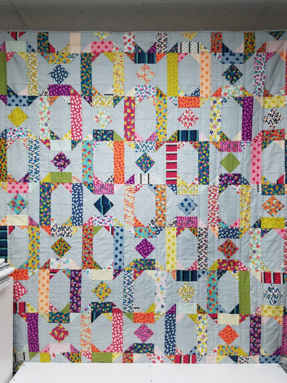 Chain of Fools Quilt Kit now 25% off