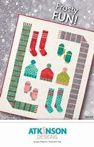 Frosty Fun Quilt Kit