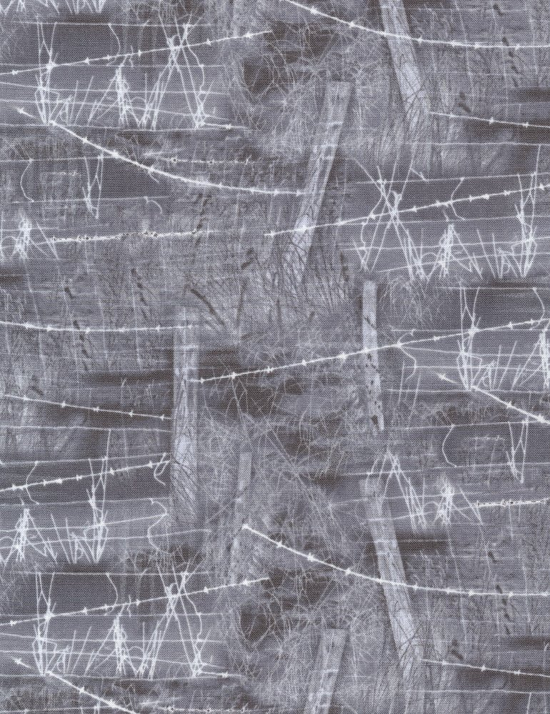 Forever Barbed Wire At night JN-C2906-GREY