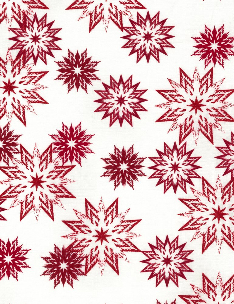 Forever Snowflake Mix JN-3706-PEPPERMINT