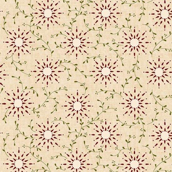 Prairie Vine 108 Quilt Backing by Kim Diehl - 6235 - 40
