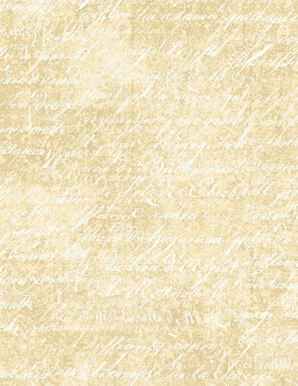 Under  A Spell - Cursive Texture Tan