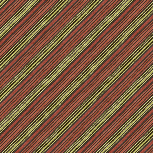 2017 Quilt MN - Y2193  Diagonal Stripe Color 55 – Multi