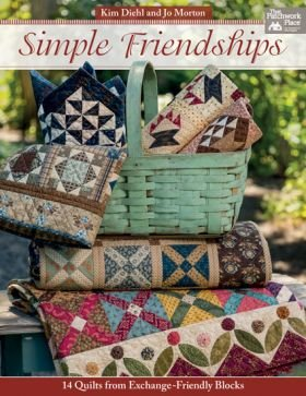 Simple Friendships Book by Kim Diehl