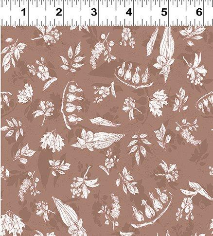 Flora Dark Caramel - 2749 - 66