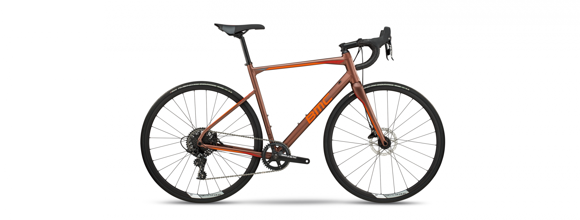 BMC Roadmachine 03 - Aluminum, Brown, 2018
