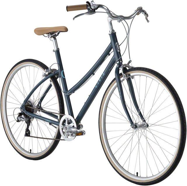Civia Lowry Step-Thru 7-Speed City Bike