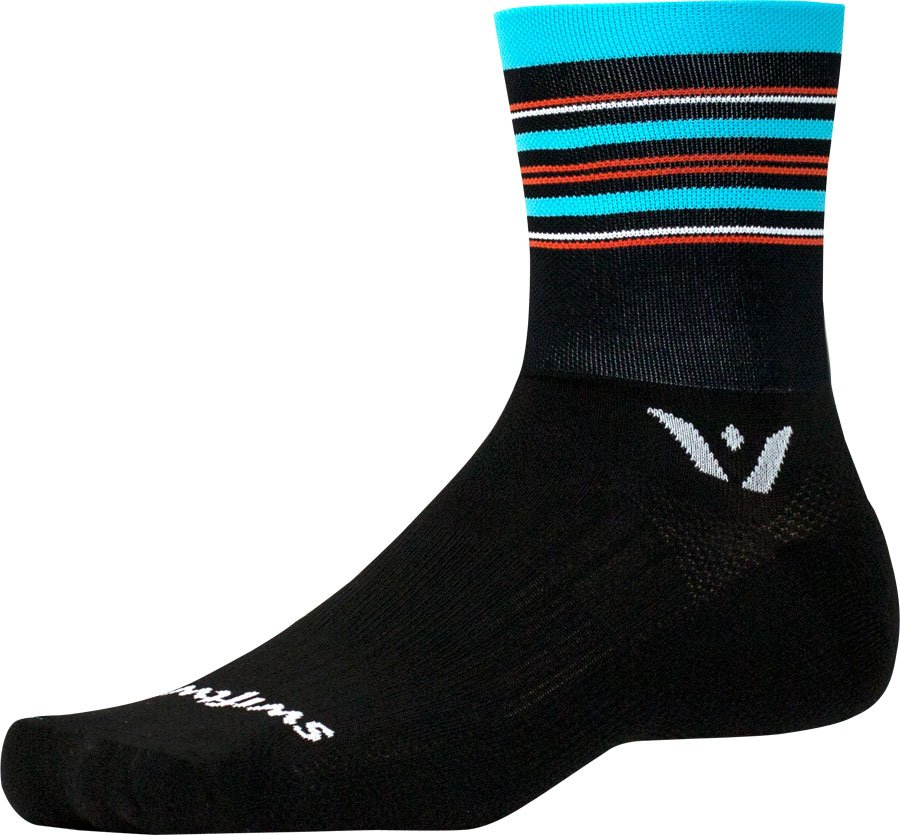 Swiftwick Aspire Stripe Four