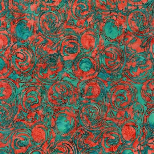 Blossom Batiks Swirl Questzal