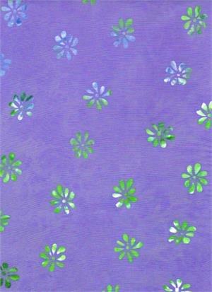 Celestial Blossoms Batik 3707