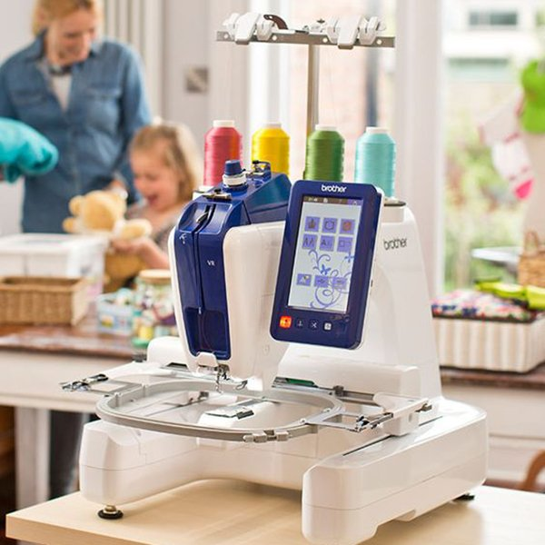 Brother PRS100 Embroidery Machine Bundle trade in