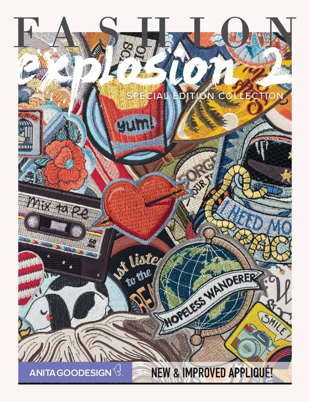 Anita Goodesign Fashion Explosion 2 Special Edition