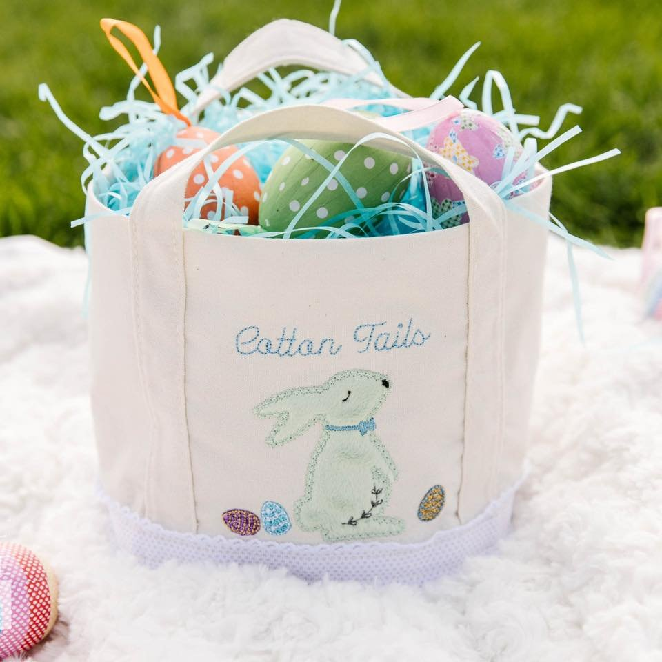 March Bunny Busket Kit