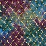 Drift Net Batik w/metallic Venus