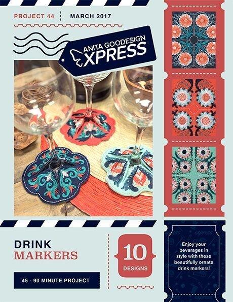 Anita Goodesign Express - Drink Markers