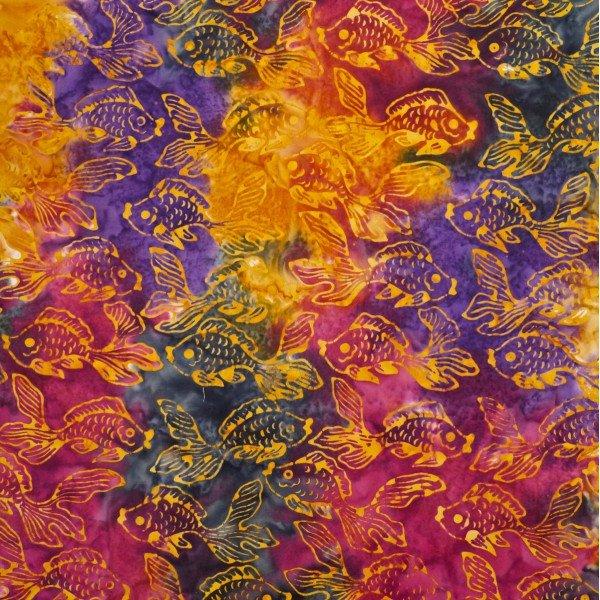 Batik by Mirah Firewheel