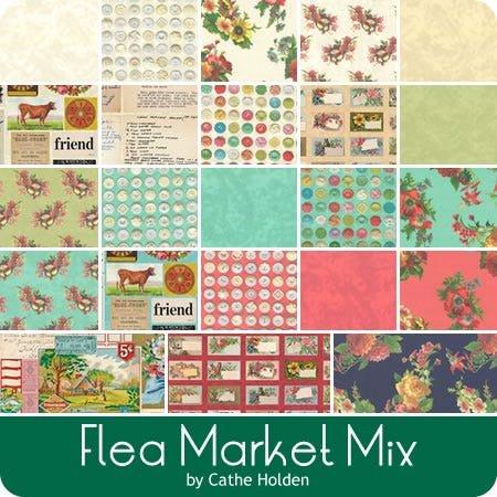Flea Market Mix Charm Pack