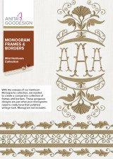 Monogram Frames & Borders