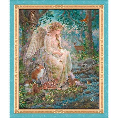 Artworks Digital IV - Nature's Angel 36 Panel